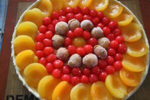 tarte aux fruits 2